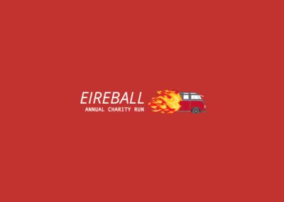 Eireball Charity Website Design