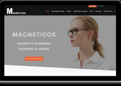 Magnetics eCommerce Store